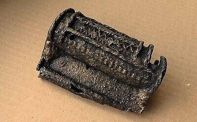 Fine Viking Lock with Ornament -  9-10 AD 10