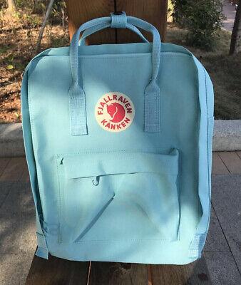 7L/16L/20L Waterproof Fjallraven Kanken Backpack Travel Sport Handbag Rucksack 4