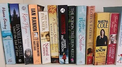 Pallet of over 1200 Used Books | FREE Delivery! Mixed Category Wholesale Joblot 2