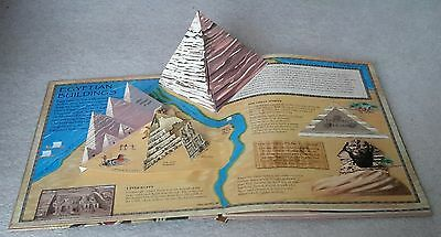 Big Book Of Egypt With Fun Flaps, Tabs, Foils And Pop-up Surprises! 2