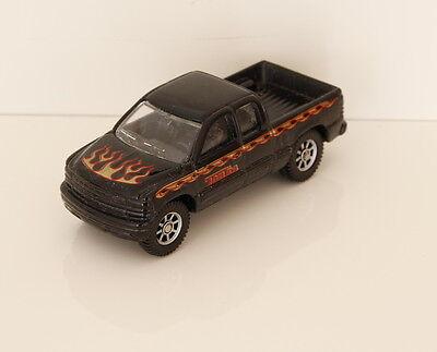 """Maisto Chevy Silverado, 1/64 scale diecast, Chevrolet ~2.8"""" Tonka 2"""