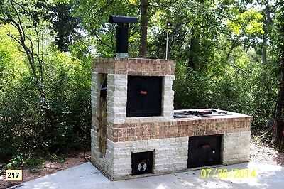 HOW I BUILT a Brick BBQ Smoker - DVD