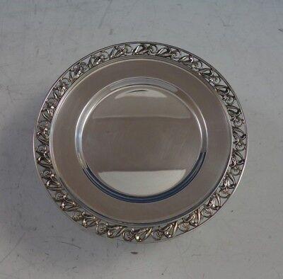 La Paglia by International Sterling Silver Dessert Plate Set 6pc #139-88 (#3030) 2