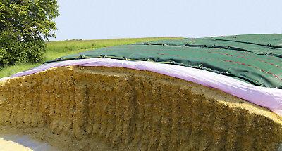 Siloschutzgitter Monofilgewebe Siloabdeckung Silagenetz 240g/m² bis 1500m²