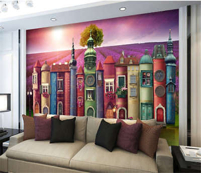 Vivid Coherent Pen 3D Full Wall Mural Photo Wallpaper Printing Home Kids Decor