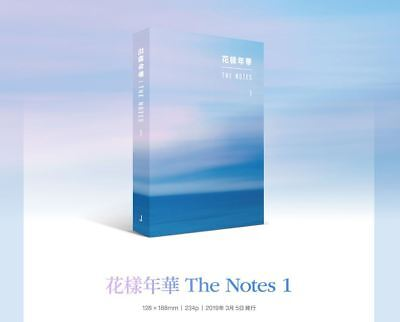 [BTS] - 花樣年華 THE NOTES SET(K/E/J)+Pre-Order Special Notes(Full Set Only)Official 6