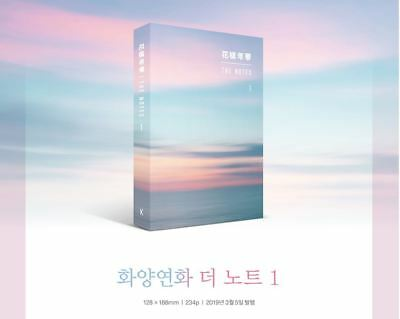 [BTS] - 花樣年華 THE NOTES SET(K/E/J)+Pre-Order Special Notes(Full Set Only)Official 2