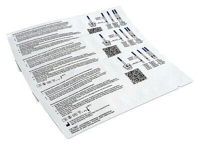 20x Pregnancy Test Strips Early Detection 10mIU HCG Urine Testing Kits 4