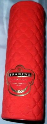 Tsarine Champagne Cuvée Premium Brut Empty Single Red Cylinder Box 750ml 3