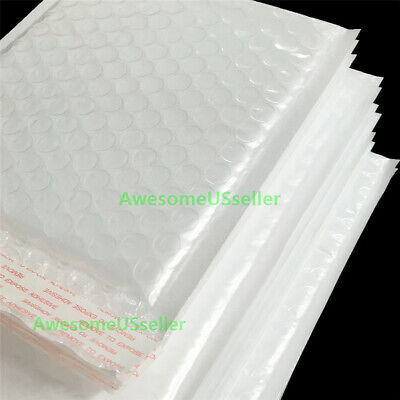 Poly Mailers Bubble Bags Mailer Padded Envelope Bag 3 4 5 6 7 8 9 10 12 14 15 X 10
