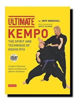 ☆Martial Arts Book:ultimate Kempo(Kenpo)Karate:fist%Law-Balance+Spirit+Technique 3