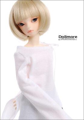 Black Dollmore 1//4 BJD loose fit top MSD Raglan Boxy Tshirts