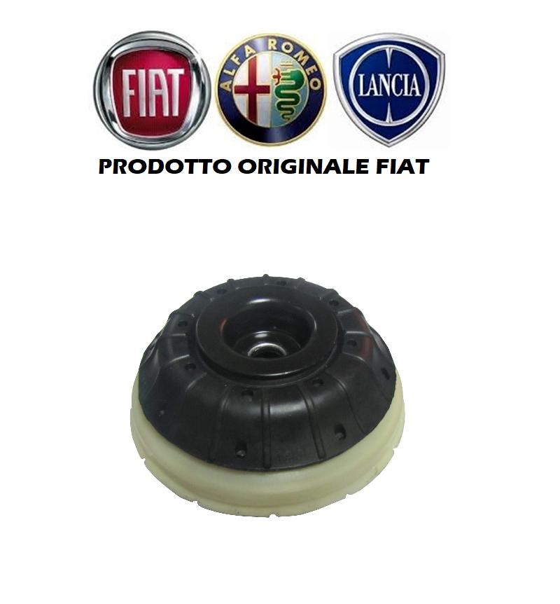 Coppia supporti ammortizzatore + Kit Tamponi Fiat Grande Punto Opel Corsa D 3
