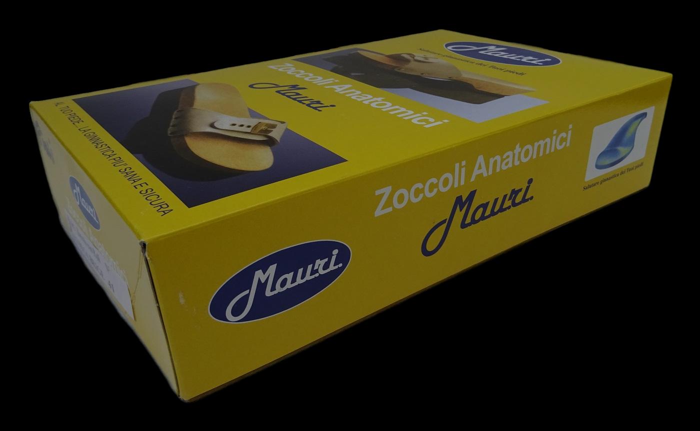 MAURI. Zoccoli Uomo Anatomici in Legno di faggio. MADE IN ITALY. 5