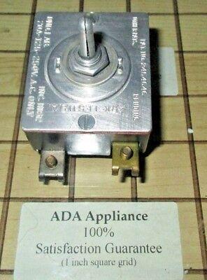 "Vintage Thermador SU4-G Range 6/"" Burner Drip Pan SATISFACTION GUARANTEE"