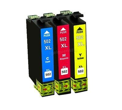 3x Tintenpatronen für Epson Expression Home XP 5105 (keine original Epson) 2