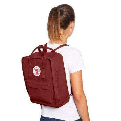 Waterproof Backpack Fjallraven Kanken 7L/16L/20L  Travel Rucksack Sport Handbag 3
