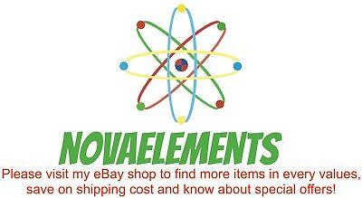 Neon gas element 10 sample Ne 99,9/% mini ampoule in labeled glass vial
