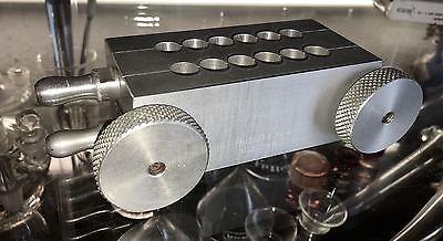 Apotheker - Suppositorien - Zäpfchengussform für 12x2 Gr. mit Kühlanschluss TOP!