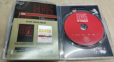 Elvis - 68 Comeback Special (DVD, Special edition)FACTORY SEALED /RARE/ Region 1 2