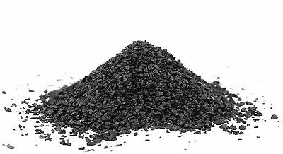 30 KG NATURAL BLACK AQUARIUM SUBSTRATE(SAND - GRAVEL 1-3mm) IDEAL FOR PLANTS 8