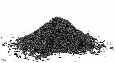 10 KG NATURAL BLACK AQUARIUM SUBSTRATE(SAND - GRAVEL 1-3mm) IDEAL FOR PLANTS 8