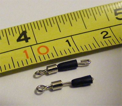 Quick change hook length swivel, Hook link swivel, connector, small size 12