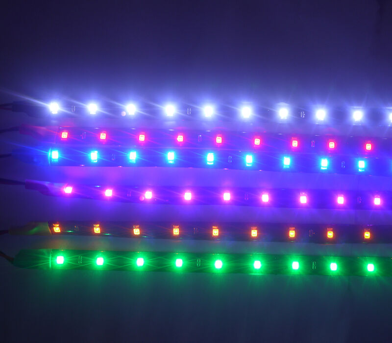 Multi color flexible car motorcycle truck boat led light strip 6 of 10 multi color flexible car motorcycle truck boat led light strip waterproof 12v us mozeypictures Choice Image