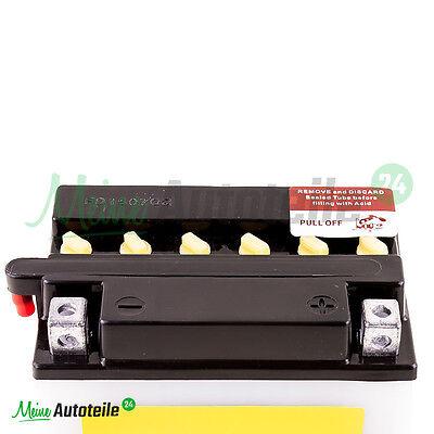 BATTERIE MOTORRADBATTERIE GM14Z-3A 12V 14AH Piaggio//Vespa X9 500 M27000 Bj06-07