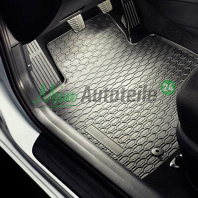 Velour Fußmatten Satz für Audi A4 B6 Beige Premium Qualität Seat Exeo B7