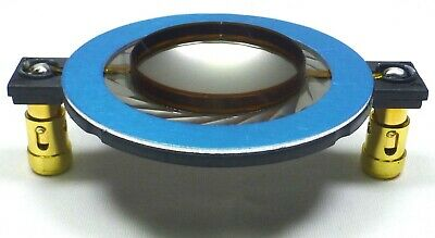 4pcs Diaphragm for Harbinger ASP12 /& ASP15 Driver Voice Coil 34.4mm