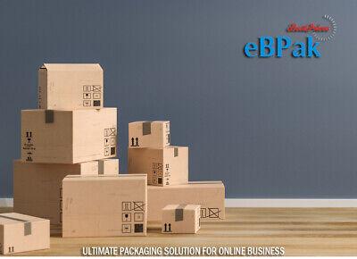 Bubble Mailer Size #01 160x230mm - Plain White  Padded Bag Envelope 50/200/500 5