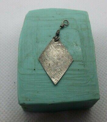 Rare! Perfect Ancient  Silver Ornament Decoration Viking AGE c.9-11 AD #454 6