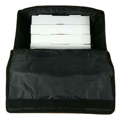 """Heavy Duty Pizza Delivery Bag Size 20""""x20""""x7""""Inch Full Insulated Keep Pizza Warm 3"""