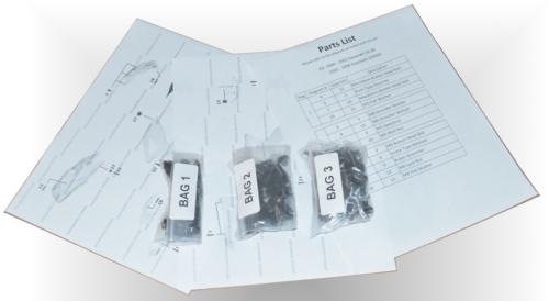 Black Fairing Bolt Kit body screws fastener for Honda CBR 600 RR 2009 - 2010