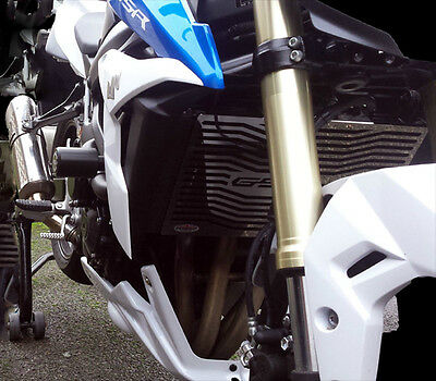 SUZUKI GSX-R600 750 2004-05/' MGS Performance Crash Protectors Frame Sliders