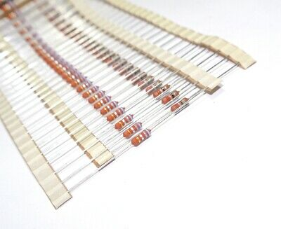 Widerstand Power Metal VISHAY PR01  47K  1W 5/% Ø2,5x8mm 250ppm 10 pcs