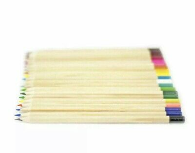 🌈40 PREMIUM COLOURING PENCILS PACK Set For Sketching Assorted Colours Gift 3