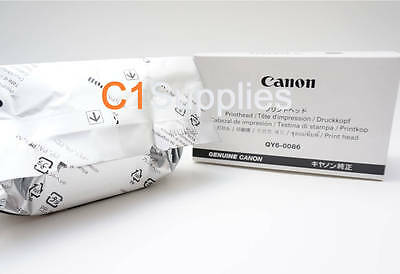 Original Canon Druckkopf QY6-0086 Printhead Pixma ix8640 ix6850 MX725 MX925