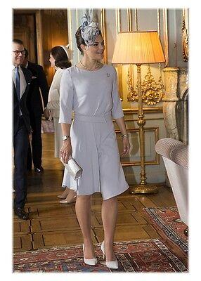10 Postkarten Prinzessin Victoria von Schweden
