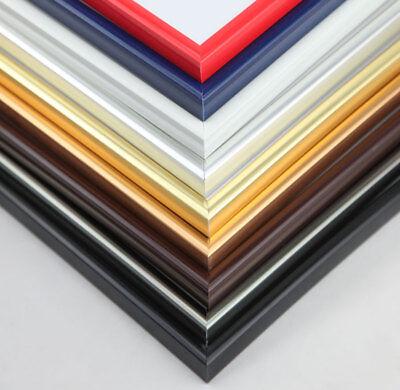 Ideal Life Kunststoff Bilderrahmen 10x15 cm bis 50x70 cm Bilder Foto Rahmen 4