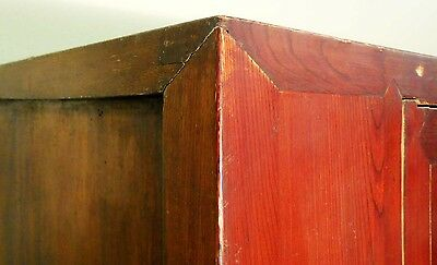 Antique Chinese Cabinet (5133) Wedding Cabinet 3