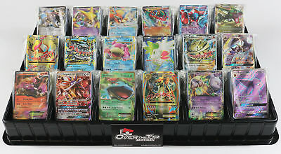 Pokemon TCG : 40 RARE OFFICIAL CARDS w/ a GUARANTEED EX, GX, or MEGA EX + HOLOS 7