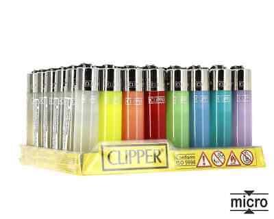Mecheros , encendedores  Clipper .nuevos modelos. tamaño  micro. elija. 7