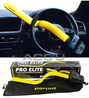 Stoplock Pro Elite Thatcham Approved Car Van 4x4 Steering Wheel Lock Immobiliser 2