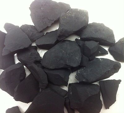 50g Shungite (Shieldite ) Natural Water Treatment Purifies Heals Protects EMF