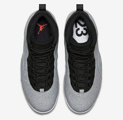 Air Jordan Retro 10 X Light Smoke Grey 310805-062