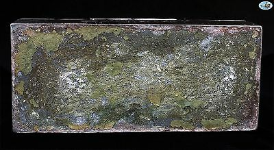 Large 1896 Antique Silver Box with Venus and Greek Mythology Scenes 3