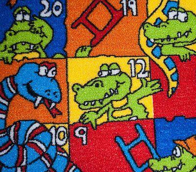 Fun Snakes Ladders Kids Play Mats Kukoon