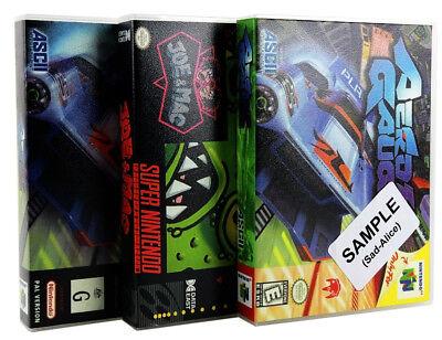 Bounty Bob Strikes Back! Atari 5200 Spare Game Case Box + Cover Art (No Game) 2